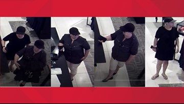 Police need help identifying suspects after woman's wallet reportedly stolen at Jacksonville Beach store