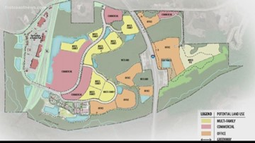 Consumers react to phase-2 plans near Pavilion at Durbin Park