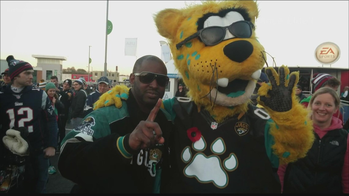 Jaguars superfan excited for return to London