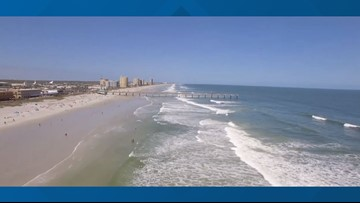 Duval County orders beaches closed at midnight as Hurricane Dorian nears