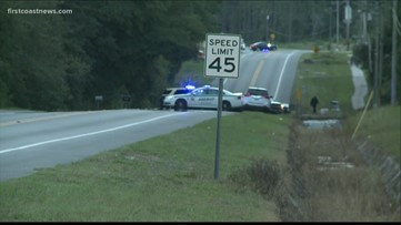 Woman dies after being struck by vehicles on CR-218 in Clay County