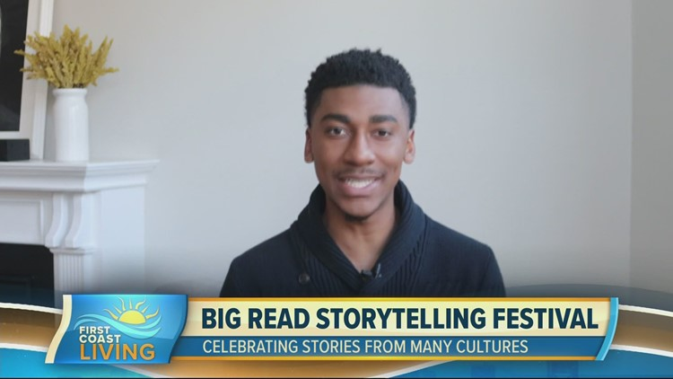 The Big Read Storytelling Festival coming Downtown Brunswick (FCL March 5, 2021)