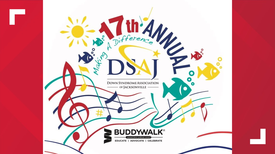 Down Syndrome Association of Jacksonville reschedules Buddy Walk for Sunday