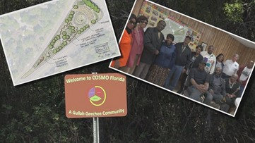 Living History: Freedom Park will memorialize local Gullah Geechee people, veterans with PTSD in Jacksonville