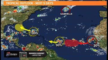 Jacksonville Weather: forecast, radars, conditions