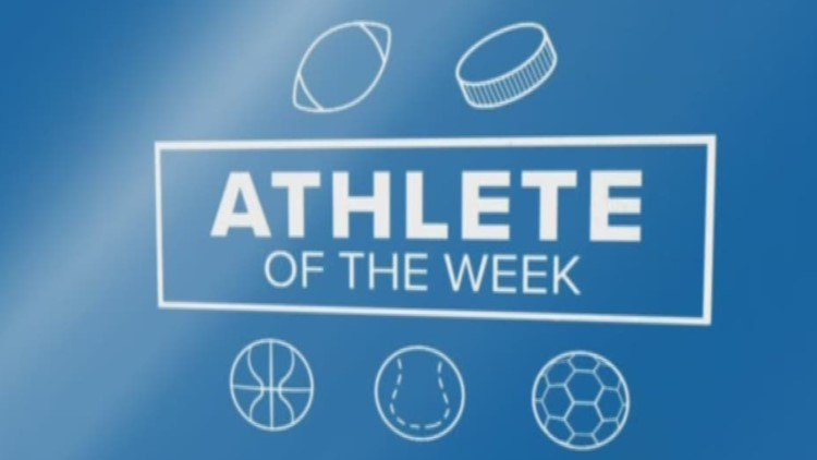 First Coast News Athlete of the Week nomination form