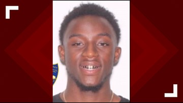 Police searching for suspect accused of killing teen in Westside shooting