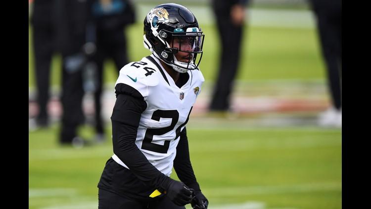Jaguars trade cornerback Josiah Scott to Eagles