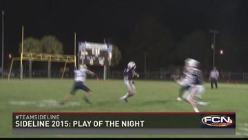 Sideline 2015: Week 11 Play of the Night