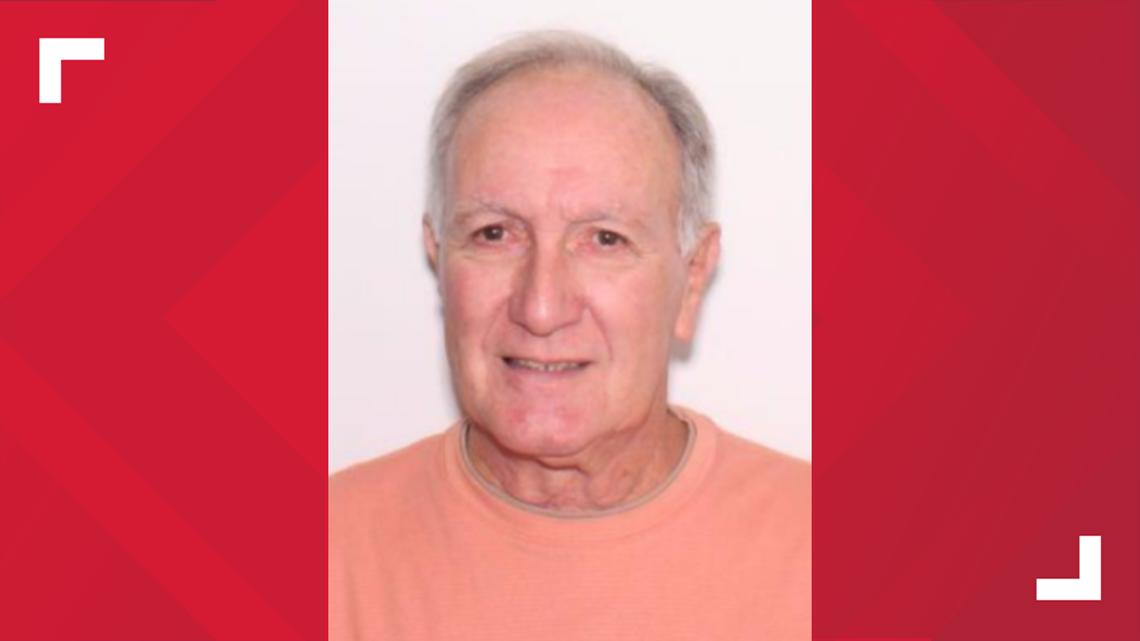 Elderly man reported missing in Ocala