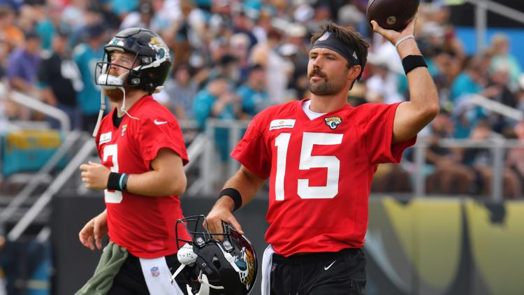 Jaguars Training Camp Files | Day Four