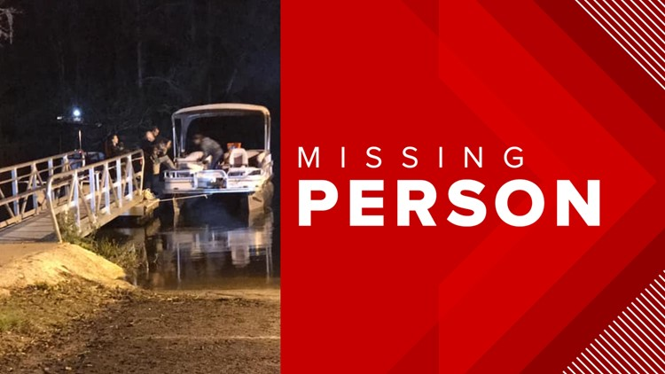 Police find body during search for missing man who jumped in water to save dog