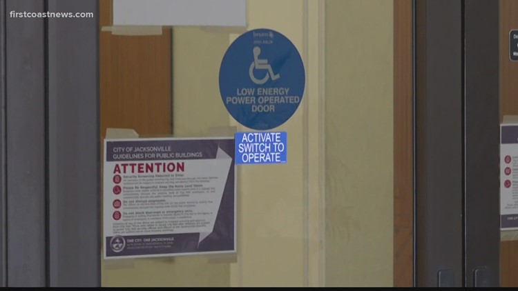 General public needs permission, invitation to access beyond first floor at Jacksonville City Hall