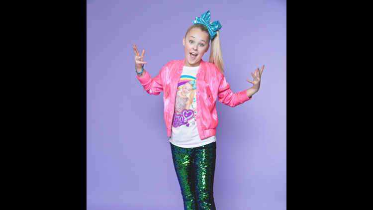 Jojo Siwa bringing 'D.R.E.A.M. The Tour' to St. Augustine