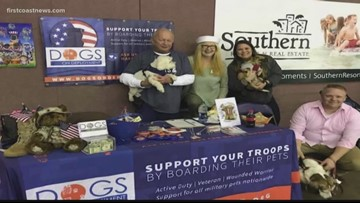 Local non-profit connects deployed military members with volunteers to take care of their pets