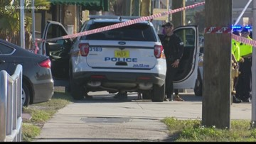 Two deadly shootings reported in less than 4 hours in two Jacksonville neighborhoods