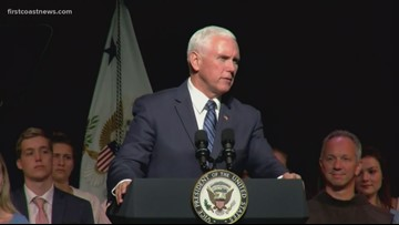 Vice President Mike Pence to visit Jacksonville on Monday