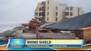 Prepare your home this hurricane season with Rhino Shield (FCL July 23rd)