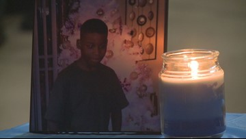 Vigil for 12-year-old aims to raise awareness for suicide prevention