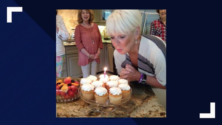 Judy Zitiello celebrating life