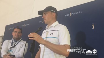 Jordan Spieth on PGA Tour Coronavirus measures