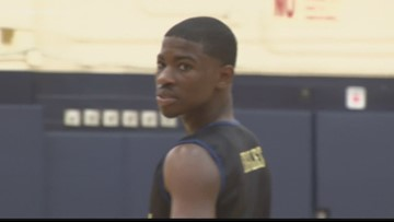 Athlete of the Week: Maurice Willie Jr.