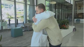 Cancer leads Jacksonville man to career helping doctors, nurses
