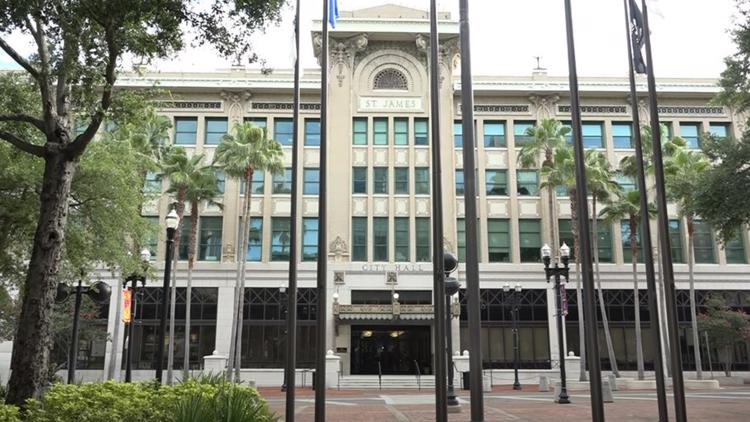 Jacksonville mayor debuts new budget proposal; local group shares concerns about police funding