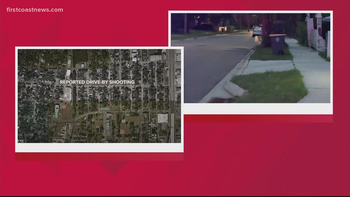 JSO: Man grazed by bullet after shooter in car opens fire in Jacksonville's Eastside