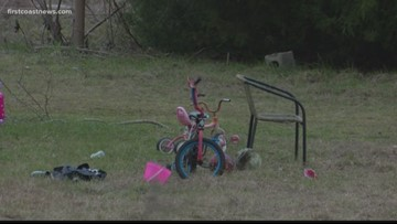 Three Suwannee children dead after being trapped in freezer