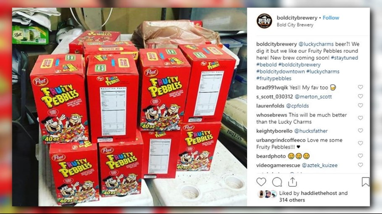 Yabba dabba do! This Florida brewery is making beer with Fruity Pebbles