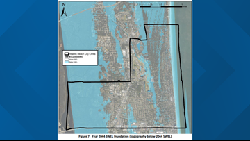 City of Atlantic Beach conducts vulnerability assessment to address sea-level