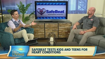 Learn more about SafeBeat, it can save a life (FCL July 23rd)