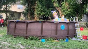 Toddler drowns in backyard pool off San Juan Ave. in Lakeshore area