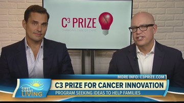 C3 Prize for cancer innovation (FCL May 20th)