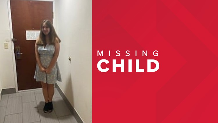 Atlantic Beach police searching for 12-year-old girl last seen Sunday morning