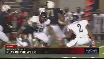 Week 5 Sideline Play Of The Week