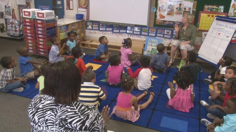 DCPS kindergarten enrollment opens May 3