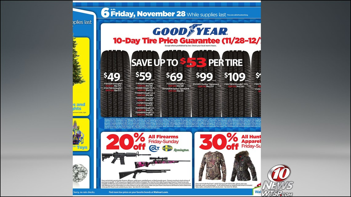 0a7a3c7c Black Friday 2014: Walmart Black Thursday and Black Friday ads ...
