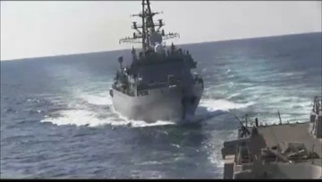 Mayport-based ship 'aggressively approached' by Russian ship