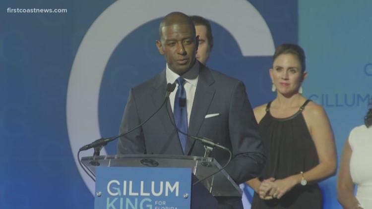 WATCH: Andrew Gillum concedes Florida Governor race to Ron DeSantis