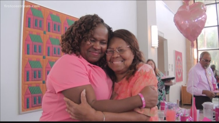 Buddy Check 12: Mom catches breast cancer early enough to avoid chemotherapy