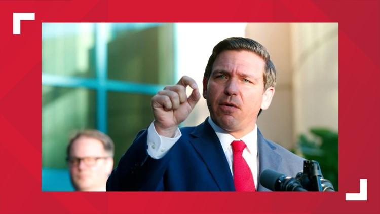 Fla. Gov. Ron DeSantis addresses reports of Russian meddling in Florida voter databases