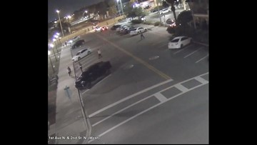 Jacksonville Beach Police looking for suspects in alleged attempted sexual battery