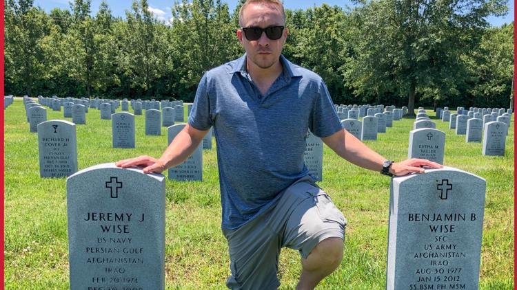 Stories of Service:  Three brothers went to war, only one came home