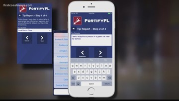 App allows students to report suspicious activity, prevent school shootings