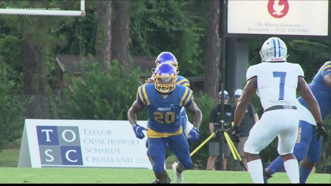 Brunswick, Camden County among Week One winners in Georgia HS Football