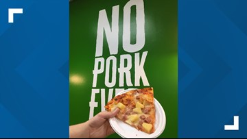 Foodies Review: This Southside eatery serves Hawaiian Pizza without ham!  or ?