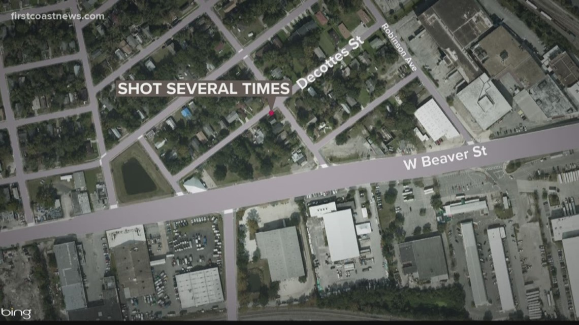 JSO Investigating Shooting In Mixon Town