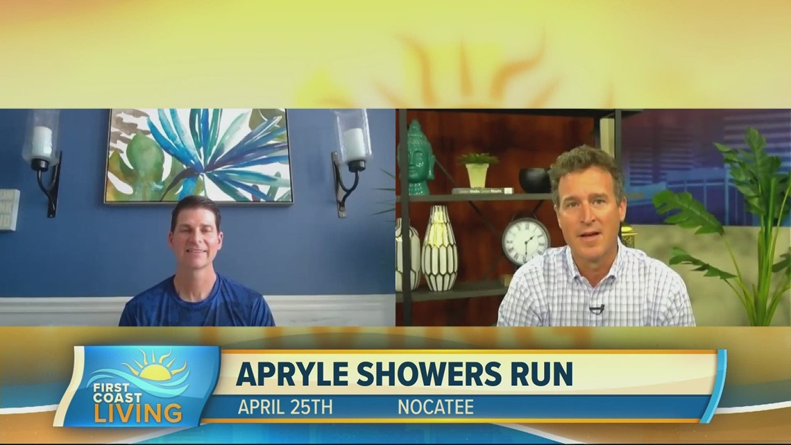 Apryl Showers brings the sunshine and support for those with cancer